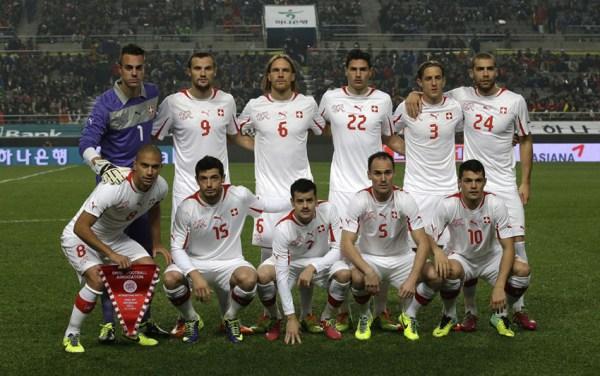 Switzerland FIFA World Cup 2014: history, qualifier ...