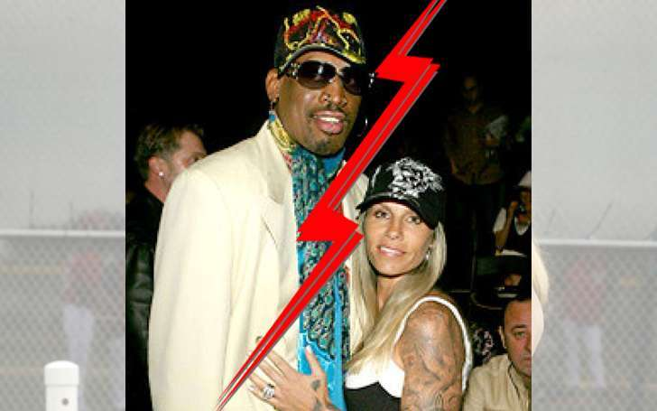 Rodman Dennis Names Wives