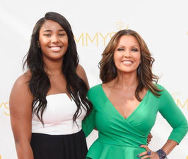 Vanessa L Williams Daughter Sasha Gabriella Fox Details About Her Family Life