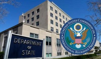 وزارت خارجه آمریکا: ایران همچنان آزادی مذاهب را نقض میکند