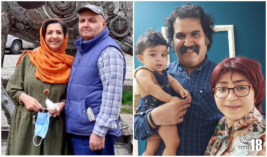 تقاضای اعاده دادرسی دو زوج نوکیش مسیحی از دیوان عالی کشور
