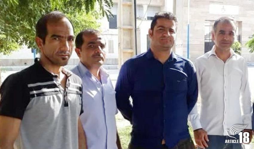 چهار نوکیش مسیحی در دزفول متهم به «تبلیغ علیه نظام» شدند