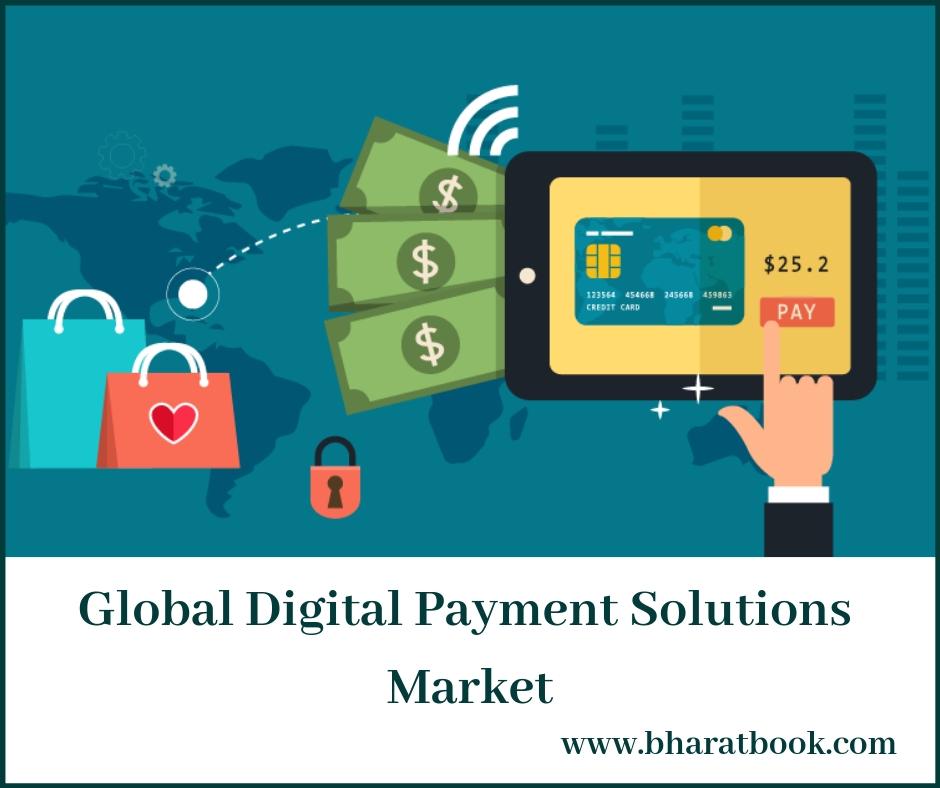 Global Digital Payment Solutions Market-Bharat Book Bureau