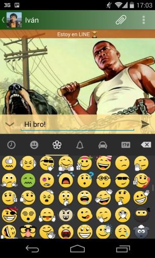 O WhatsApp+ pode ficar com a cara do Grand Theft Auto usando temas