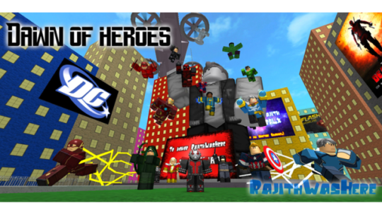 The 11 best Roblox games based on your favorite characters It doesn t matter which superheroes are your favorites  because in Roblox  all superheroes are represented  In this dreamy crossover  you ll choose  your
