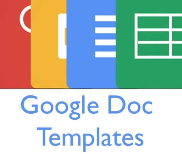 Over  Google Docs Templates