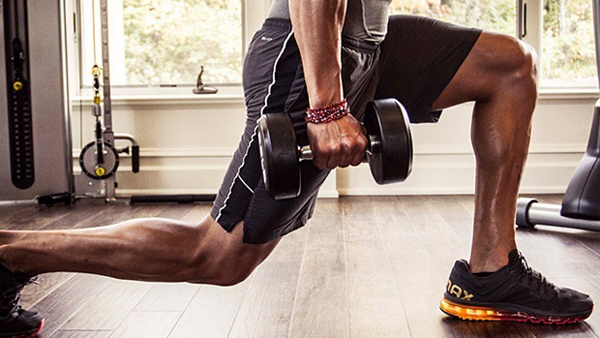 A1Supplements 30 Minute Dumbbell Hamstring Workout