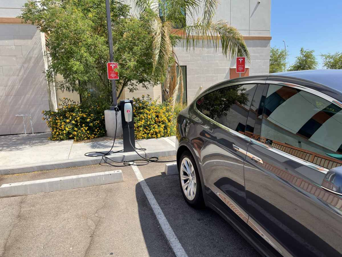 Charging electric vehicle at an apartment is easier than it seems