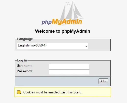 php logon
