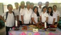 Grade 9 - Narra, 3rd place,Chicken Adobo