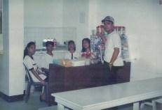 MSC La Suerte canteen