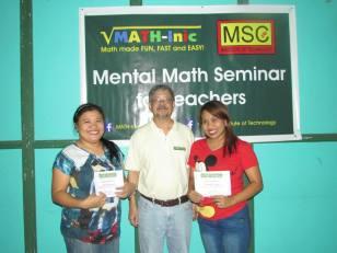 San Gregorio teachers