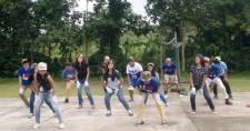 Grade 9 Cheering Squad