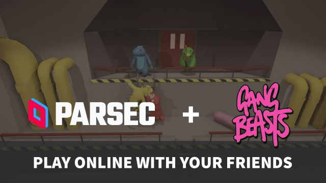 Play Gang Beasts Online