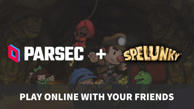 Play Spelunky Online