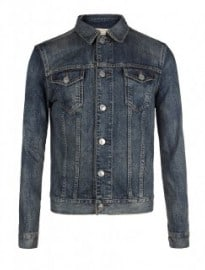 Allsaints Fremont Denim Jacket