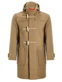 Gloverall Monty Wool Duffel Coat