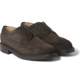 Cheaney Romney Suede Brogues