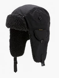Barbour Fleece Lined Trapper Hat