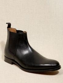 Grenson Declan Black Chelsea Boots