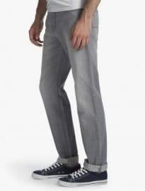 Burton Grey Straight Jeans