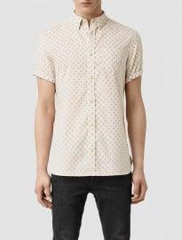Allsaints Poison Short Sleeve Shirt
