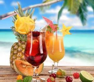 Summer Food & Drinks