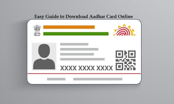Easy Guide to Download Aadhar Card Online