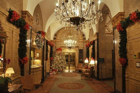 The Sherry-Netherland Hotel, New York City