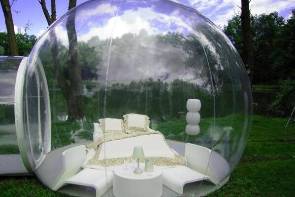 Bubble Tree Hotel France
