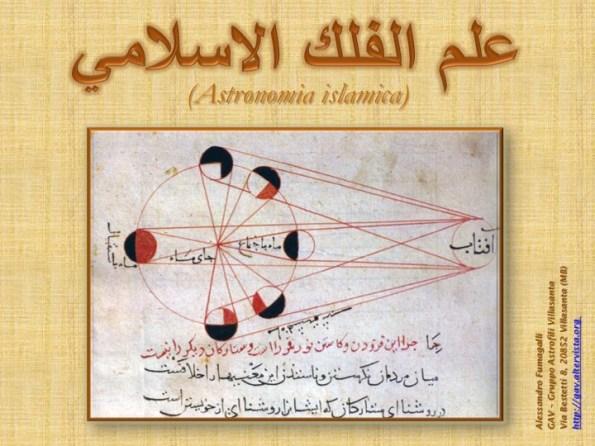 Astronomia islamica