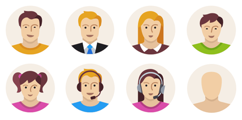 Articulate Rapid E-learning Blog - free people icons example 4
