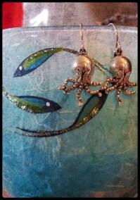 Octo Earrings