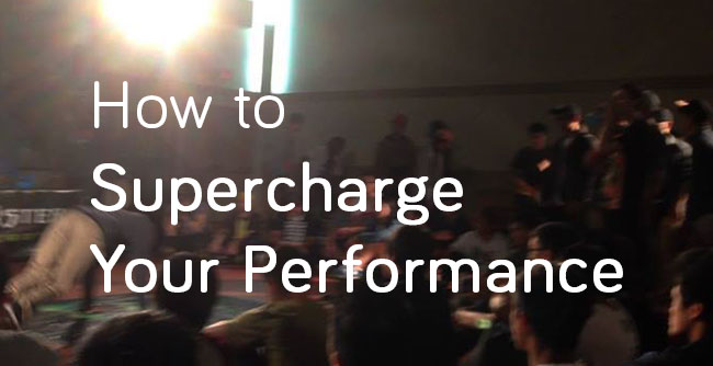 How to Supercharge Your Performance With This Hip Hop Trick