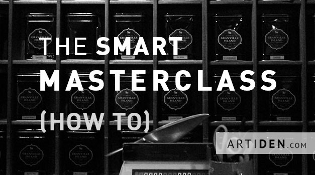 Don't Be Perfectly Dumb: Masterclasses Waste Your Time?