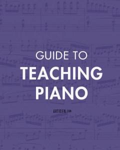 Guide to Teaching Piano
