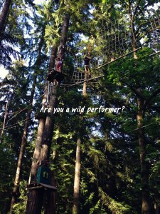 Are you a wild performer?