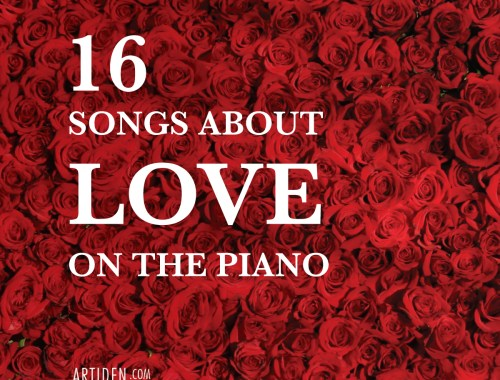 16 Timeless Love Songs for Piano