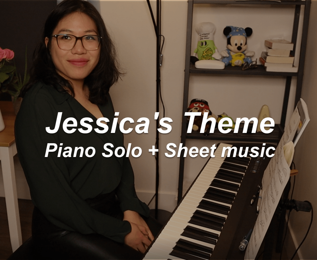 Jessica's Theme Piano solo - The Man from the Snowy River