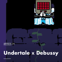 One True Arabesque Piano Duet from Undertale