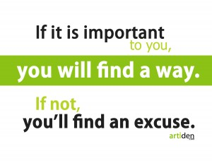 Motivation for Excuses