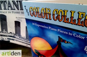 Piano Books Giveaway