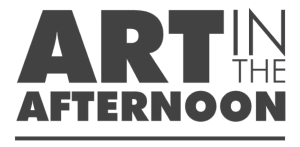 Art In The Afternoon logo