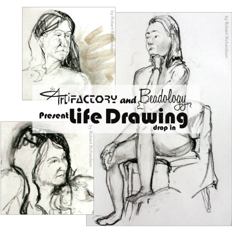 May Life Drawing