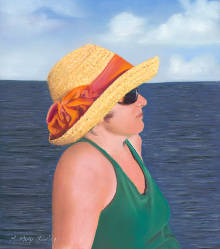 Straw Hat-Mary Moye-Rowley