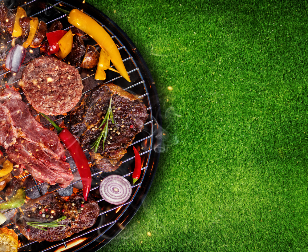How To Bbq On Artificial Grass Buy Install And Maintain Artificial Grass