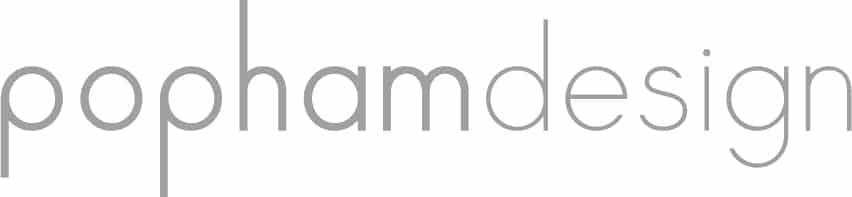Popham Design Logo