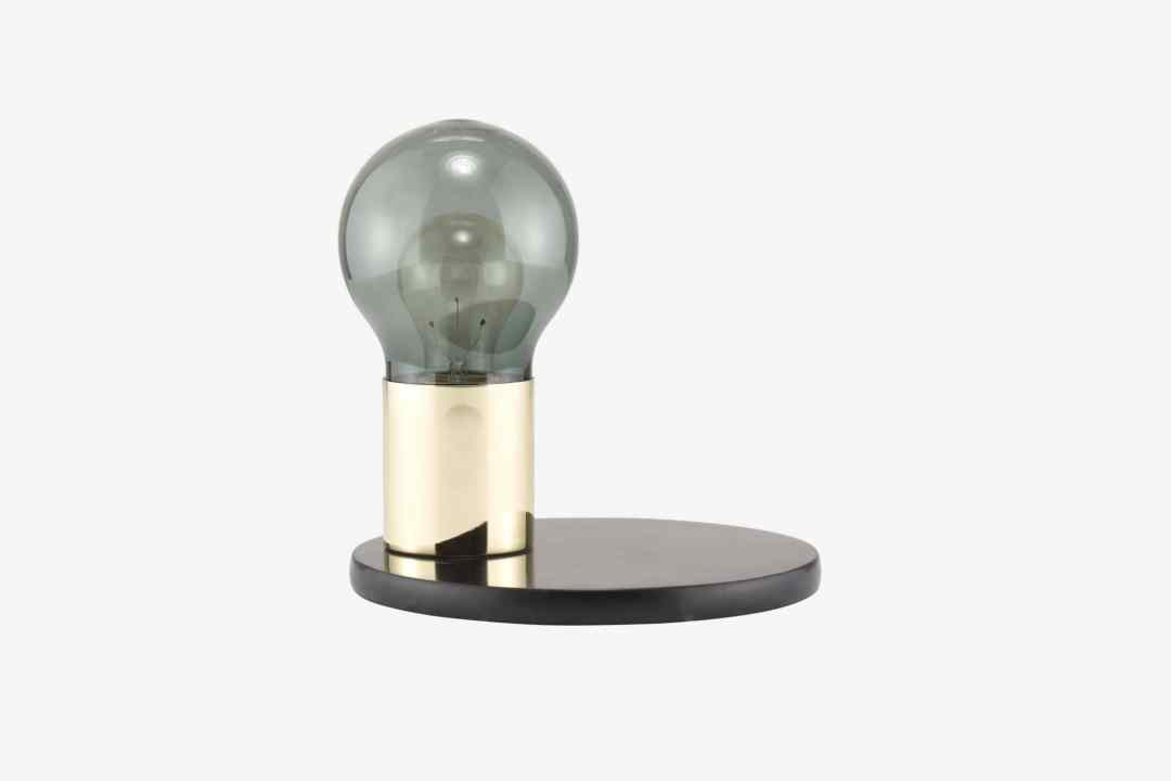 Lampe De Table Glow Noir