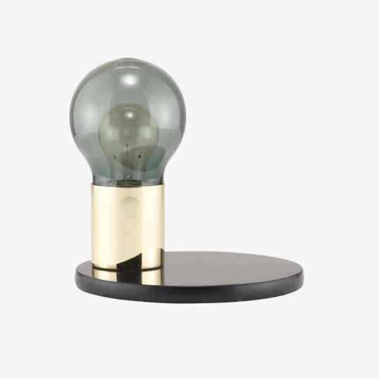Lampe De Table Glow Noir