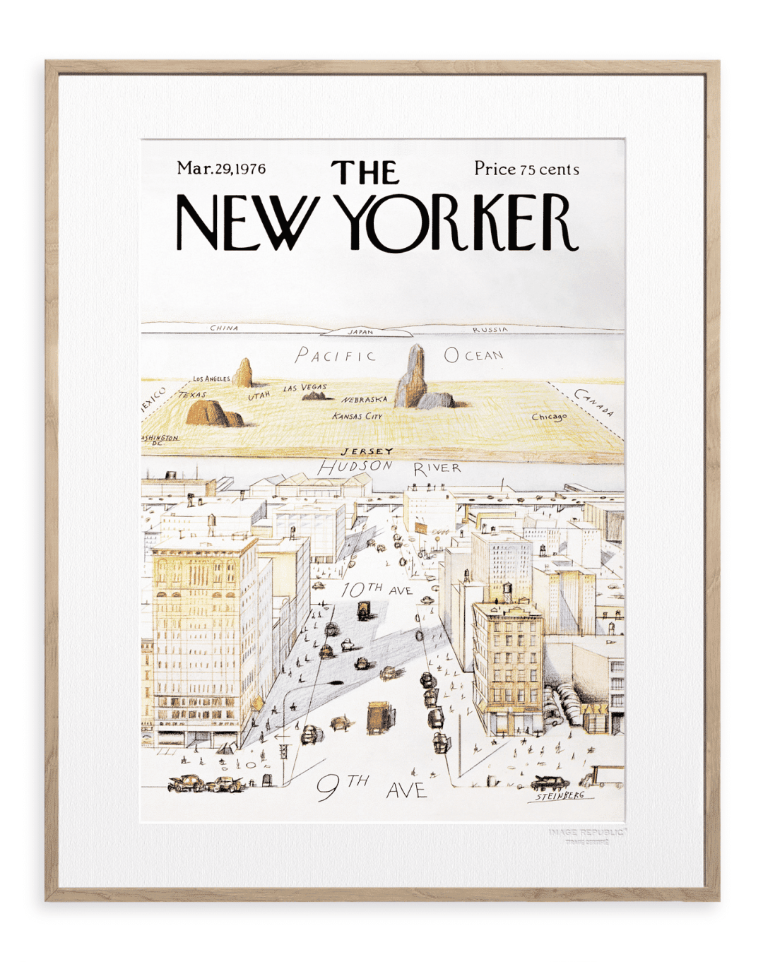 image republic.com837the newyorker 07 steinberg